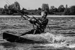 Kite Surfer. (DwayneMaikel Photography ) Tags: nederland breda brabant