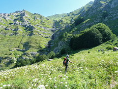 Escursionismo Laga - Fosso delle Scalette