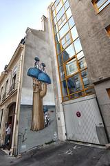Seth The Globe Painter (Vanna Santoro) Tags: street paris art seth globe nikon painter d700 seththeglobepainter