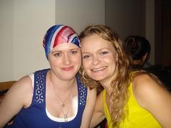 Hannah Bradley & Kate Merola
