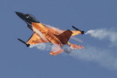 Dutch F16 J-015 (John Ambler) Tags: netherlands tattoo force air royal f16 international fairford riat 2013 at j015