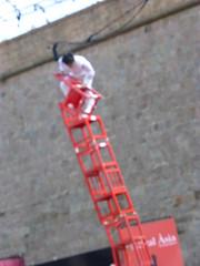 Barcelona - Fiestas de la Merced 2013 - Hubel Wuqiao Acrobatic Art School (China) - Actuacion en el Castillo de Montjuic (pakovalera) Tags: barcelona show china blue girls digital lumix teatro photo amazing women foto theatre circus magic bcn chinese performance beijing merced panasonic acrobatics split magical merce acrobatic swig merc flexible akrobatik tpico zirkus acrobacia chineseacrobatics acrobatie equilibrismo   acrobazie 2013  tipycal   chinawoman  tsirk acrobaciachina tun grosekpfe   fiestasmerced  zj akurobatto mx tsrko skasu