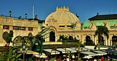 Monte-Carlo (Cervusvir) Tags: sea mer france french frankreich mediterranean riviera cte casino montecarlo monaco mditerrane alpesmaritimes mittelmeer dazur casinomonaco meeralpen