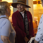 "<b>Alumni-Emeriti Social</b><br/> Alumni-Emeriti Social with Faculty. Homecoming weekend. October 5, 2013. Photo by Kate Knepprath<a href=""http://farm3.static.flickr.com/2848/10196484975_29ac1bc0bf_o.jpg"" title=""High res"">∝</a>"