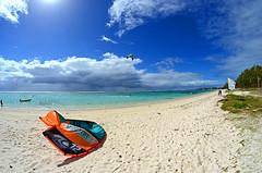 Palmar kite spot (RodaLarga) Tags: kite nikon maurice fisheye mauritius kitesurf samyang d7000