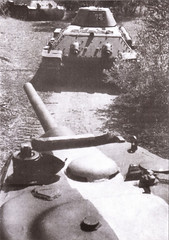 "Tank T-34 (90) • <a style=""font-size:0.8em;"" href=""http://www.flickr.com/photos/81723459@N04/10322619395/"" target=""_blank"">View on Flickr</a>"