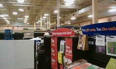 View from the checklane (l_dawg2000) Tags: 2004 mississippi supermarket ms grocerystore grocery renovation remodel kroger 2000s southaven 2013 krogershoppingcenter krogermilleniumstyle 2013remodel kroger2012decor