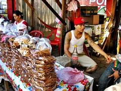Nicaragua (Apollonrausch) Tags: tattoo cap tanktop latino undershirt wifebeater unterhemd