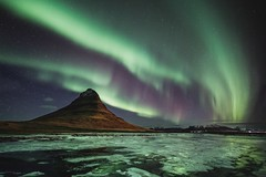 Norurljos (Philip Eaglesfield) Tags: nature iceland aurora kirkjufell northernlights auroraborealis ze grundarfjrur breiafjrur distagont2815 distagon1528ze