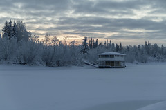 houseboat_01 (kid lion) Tags: alaska ak fairbanks createeveryday