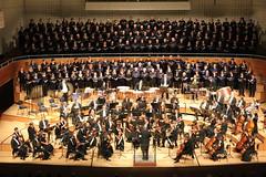 Philharmonie Baden-Baden & Classic Festival Chor (ObrassoConcerts) Tags: music classic festival choir concert karl classical badenbaden chor jenkins philharmonie kklluzern obrasso obrassoconcerts vision:text=059 vision:sky=0514 vision:outdoor=0662