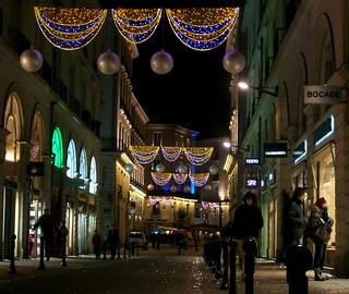 Nantes, illuminations 2007
