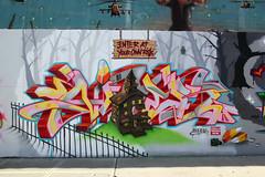 TATS Cru NYC (STEAM156) Tags: nyc graffiti travels photos bronx murals bio places trains kings artists writers legends how walls pioneers legend nicer tats tatscru nosm bg183 themuralkings steam156