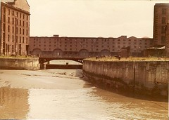 454 The Albert Dock in 1979 (brigster) Tags: liverpool albertdock liverpoolwaterfront victorianliverpool