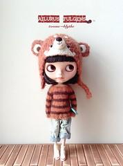 【toome_Blythe】bearhat—Ailurus fulgens(Red Panda)