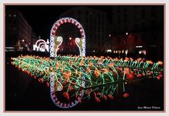 """""""Joyeux Noël à tous et à toutes ..."""" (jeanmical) Tags: france lyon merrychristmas soe joyeuxnoël platinumphoto aplusphoto platinumheartaward betterthangood goldstaraward artofimages fêtedeslumières2013"""