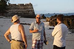 Auf der Ilha de Moçambique