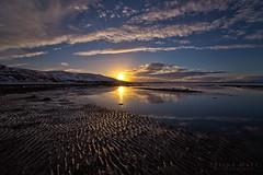Hvammsfjörður (SteinaMatt) Tags: sun matt landscape photography steinunn búðardalur steina hvammsfjörður matthíasdóttir dalabyggð