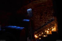 WEINHAUS SCHULTE (fotowerkstatt.luedenscheid) Tags: camera longexposure school bw color colour training germany dark underground subway deutschland keller mine flash gang technik tunnel exhibition technic workshop sw cave vault underworld blitz farbe cellar mystic kamera projekt dunkel vhs ausstellung schule volkshochschule untergrund hhle blankandwhite mystisch langzeitbelichtung ldenscheid werkstatt schulte grube schwarzweis unterwelt fotokurs unterwelten fotowerkstatt fotowerkstattldenscheid clausschulte