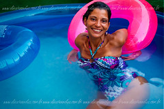 (|eliezer|) Tags: pink blue summer brazil portrait people woman hot sexy water pool girl smile face fashion azul brasil riodejaneiro vintage print purple retrato gorgeous femme mulher tan piscina bikini brazilian vero brunette mermaid float silicone estampa brasileiros bubs sereia bathsuit rosachoque
