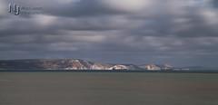 Jurassic Coast (Nigel Jones LRPS) Tags: longexposure sea water coast ships cliffs dorset weymouth jurassic nd110