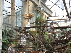 Gallery at Machines de l'ile (artvixn) Tags: france gallery mechanical nantes steampunk lesmachinesdelile dianamachines