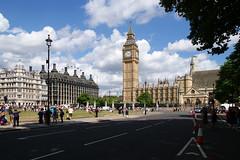 London (RayKippig) Tags: uk london unitedkingdom bigben clocktower parliamentsquare uhrenturm