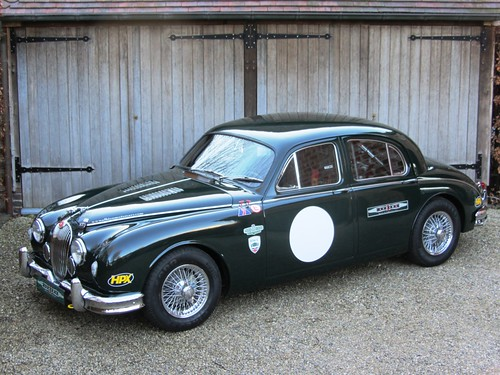 Jaguar Mk1 3,4 Litre Historic Racing Car (1959)