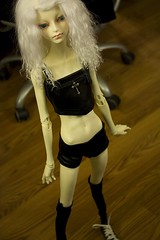 An old outfit on a new body (2) (malvagitabella) Tags: bjd dollzone dollzonewing2 dollchateau