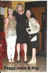 0 Peggy Josie & Kay @ Emilio's Grovetown Ga 03182014-5 (Josie Augusta) Tags: friends georgia highheels josie karaoke augusta grovetown emiliositalianrestaurant