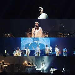 67.2017 Efterklang and the Happy Hopeless Orchestra (nonsuchtony) Tags: leaves orchestra hopeless happy efterklang london hall barbican 365