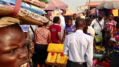 Dutse Market, Market Day, Dutse, Abuja, Nigeria #JujuFilms (Jujufilms) Tags: dutsemarket marketday dutse abuja nigeria jujufilms pomo okra pepper tatase