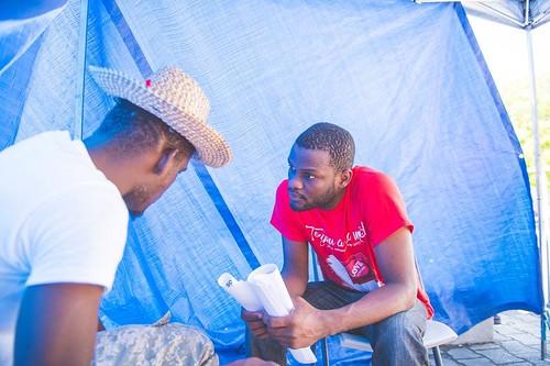 International Condom Day 2017: Haiti