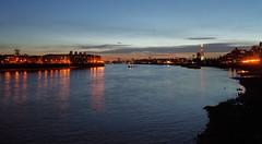 IMGP7774 (mattbuck4950) Tags: england unitedkingdom europe february london water rivers boats reflections londonboroughofsouthwark riverthames dusk londonboroughoftowerhamlets camerapentaxk50 lenssigma18250mm theshard thamesclippers thamespath 2017 gbr