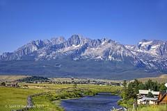 "Stanley Basin (jimgspokane) Tags: idahostate stanleybasin salmonriver rivers mountains trees forests sawtoothmountains ""nikonflickraward"""