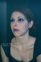 Bluemood2 (Alice Marelli Photography) Tags: words girl emotions feels feelings photo photos pic set shooting bluemood blue colore colours