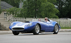 Scarab Sports Roadster (SPV Automotive) Tags: scarab sports roadster classic exotic race car blue