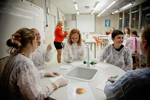 Ahhaa zinātnes centrs, Tartu