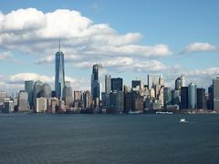 Manhatten (NickS1966) Tags: manhatten new york liberty island cityscape olympus epm1