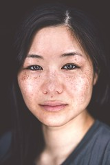 Freckles (Scrooge0) Tags: ringlight halo vintage f14 85mm gmaster a7rii model girl face headshot portraits portrait freckles sony sonyimages sel85f14gm studio