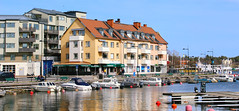 Vaxholm's harbour (nlopez42) Tags: stockholm sweden vaxholm harbour sea