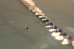 FishPlate #2 (vitalyperov) Tags: macromondays macro plate bokeh glaze helios442
