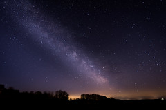 Milky Way (hjuengst) Tags: night nightshot milkyway milchstrase stars starlight newmoon neumond bavaria