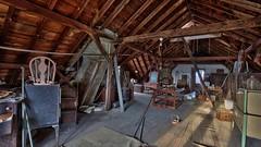 Rose's Farmhouse (56) (Darryl W. Moran Photography) Tags: urbandecay abandonedfarmhouse frozenintime leftbehind oldfarm urbex urbanexploration darrylmoranphotography oldfurniture