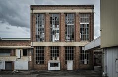 Old Peters Ice Cream factory in Taree Australia