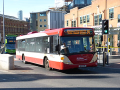 Halton 92 170324 Liverpool (maljoe) Tags: halton haltonboroughtransport haltontransport