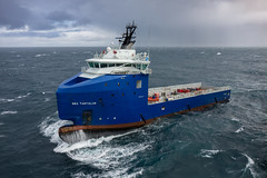 All's Swell ([ Jaso ]) Tags: ship boat sea ocean horizon waves water swell supply marine rx100 sony