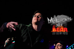 McLovin (Lost Destiny Photos) Tags: radio fort wayne indiana rusty spur bear 989 rock metal davidson mclovin music n roll nikon d750