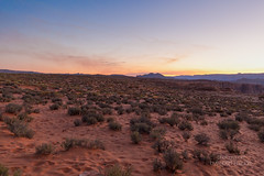 Sunset in Page, AZ (redEOS92) Tags: canon usa page horseshoe bend colorado river nature sunset stone red sand sky sun landscape scenery dessert mountains canyon colorful travel