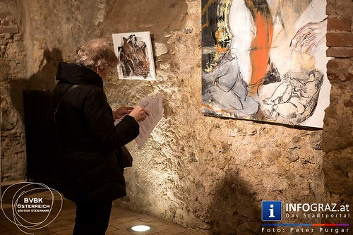 'Art Reloaded – ein Dialog' Vernissage BVBK Jahresausstellung 2017